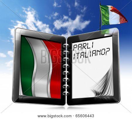 Parli Italiano? - Tablet Computer