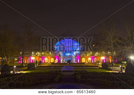 Winterlichter In The Palmgarden
