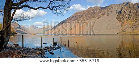 Wastwater Screes Panorama