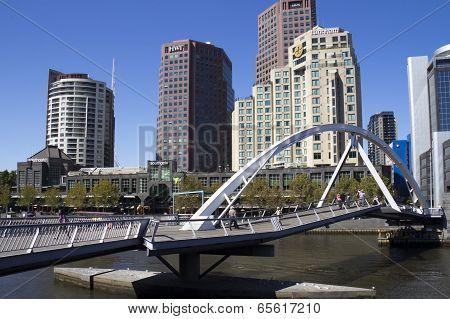Southgate Bridge, Melbourne