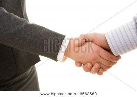 Striking A Deal
