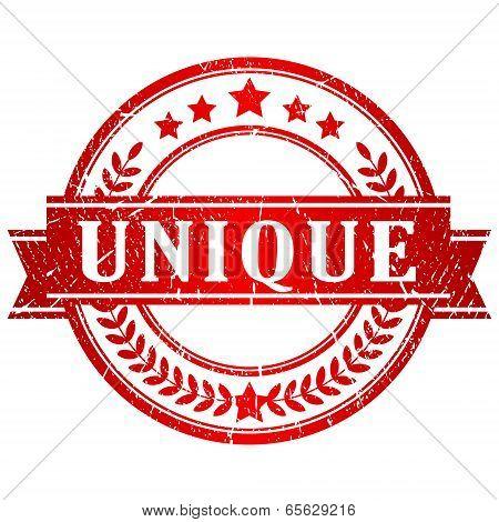 Unique vector stamp
