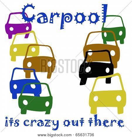 carpool crazy