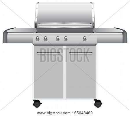 Barbecue Gas Grill