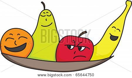 Personality Fruit
