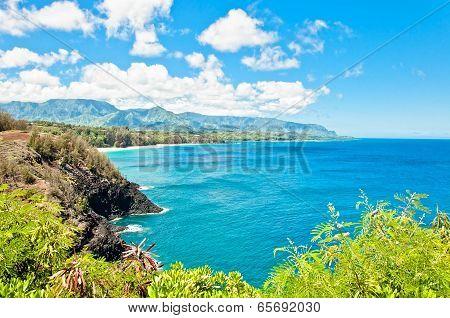 Kauai north shore - Hawaii