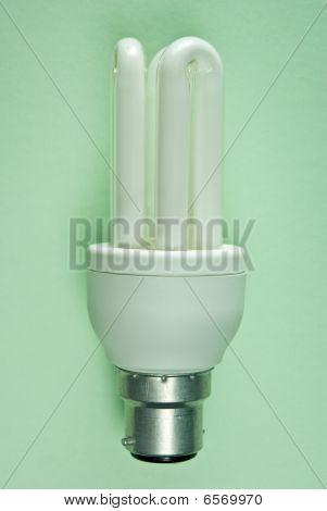 Energy Saver On Green