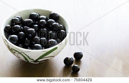 Jabuticaba, tropical fruit native of Brazil.
