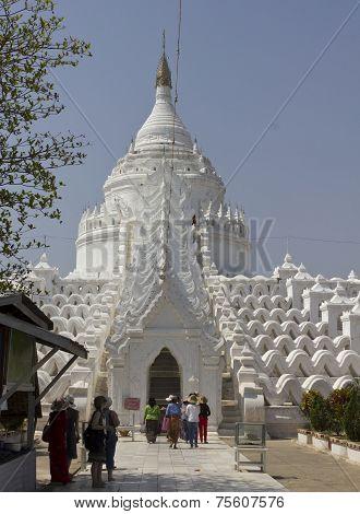 Hsinbyume Or Myatheindan Pagoda