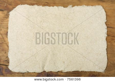 Hemp Paper Background