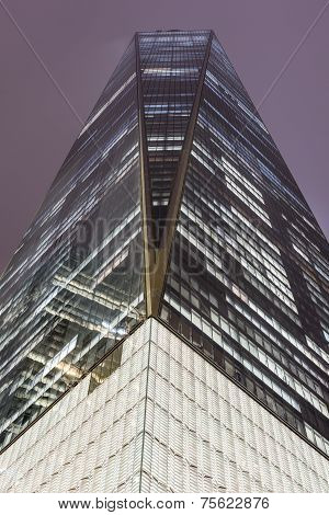 One World Trade Center, New York At Night