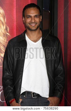 LOS ANGELES - NOV 5:  Asif Ali at the