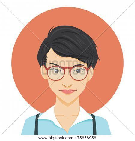 Geeky Girl avatar