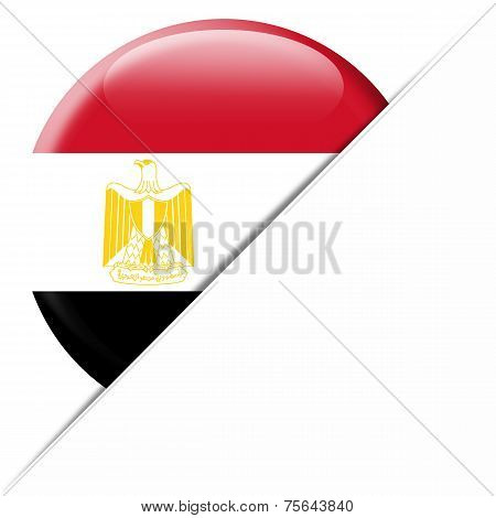 Egypt Pocket Flag