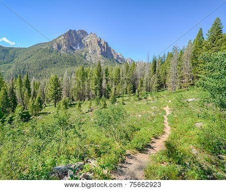 Grand Mogul, Sawtooth National Recreation Area, Stanley, ID