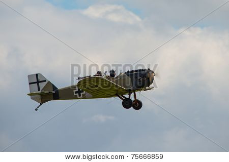 Junkers Cl1 Vintage Aircraft