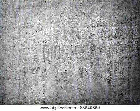 Grey Concrete Background.