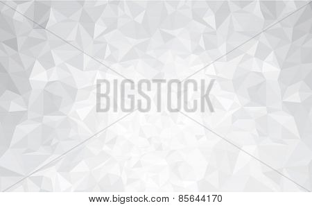 Vector abstract gray background.
