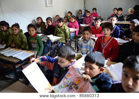 School for refugees