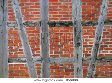 Prussian wall texture
