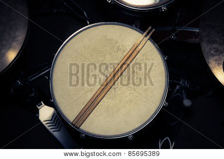 Shabby Snare Drum