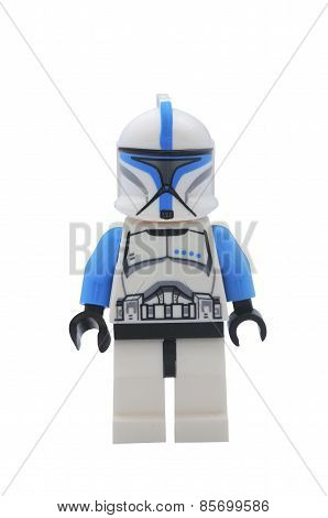 Clone Trooper Lego Minifigure