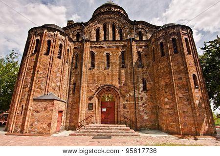 Saint Vasil's Church In Ovruch
