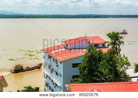 Guayaquil River View