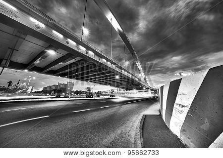 Bucharest Basarab Grozavesti Overpass