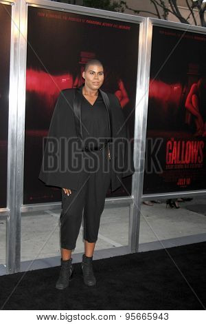 LOS ANGELES - JUL 7:  EJ Johnson at the