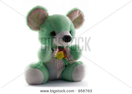 Small Little Mouse. A Children'S Toy