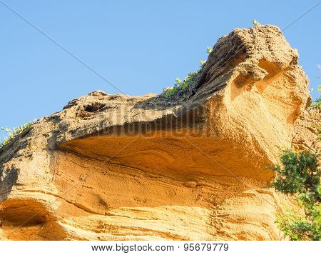 Yellow Rock Sediments