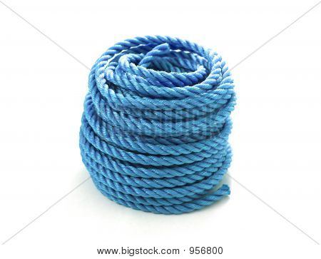 Rolled Up Rope