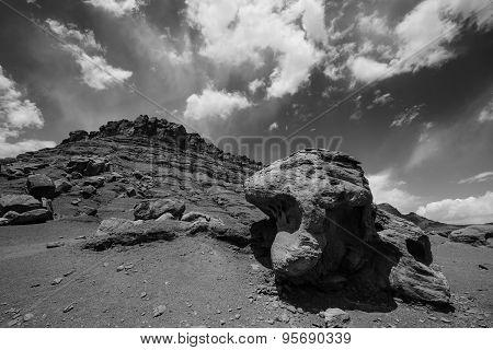 Balanced Rock Lees Ferry Coconino County Arizona
