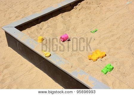 Children's Sandbox