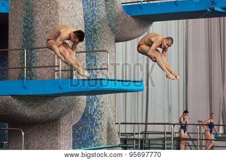 A. Molchanov And S. Nikolaev Jump