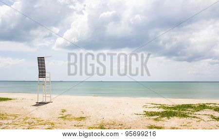 Lifeguard Tower  Observation Chair