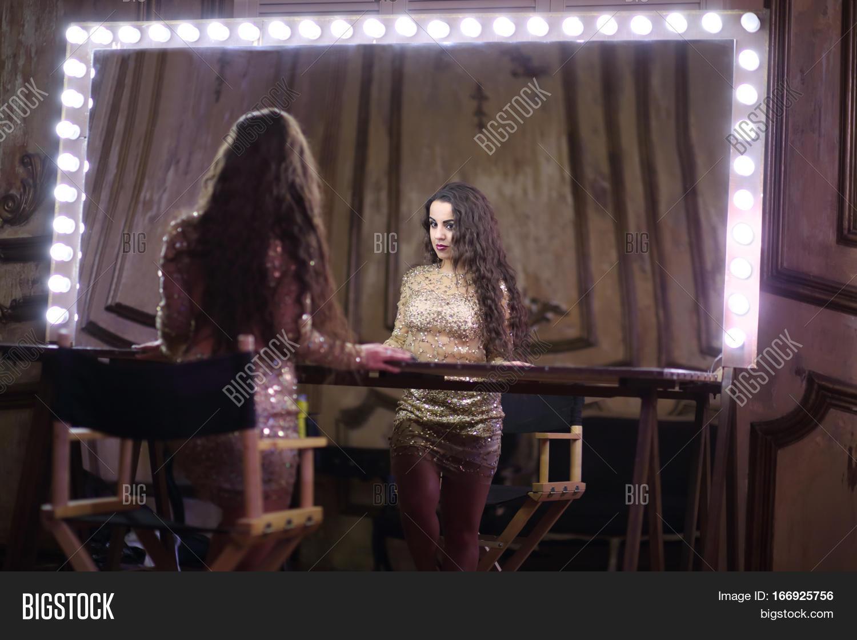 Actress Shiny Short Image & Photo (Free Trial)  Bigstock