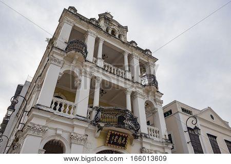 The Historical Bairro De Sao Lazaro Area