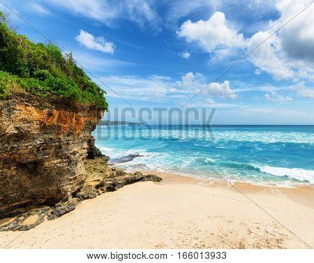 Coast Of Bali Island, Indonesia