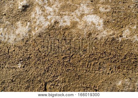 Asphalt, asphalt texture, aspahalt background, scabrous aspahalt pattern, grey asphalt, asphalt and snow