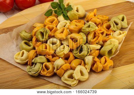 Raw Tortellini
