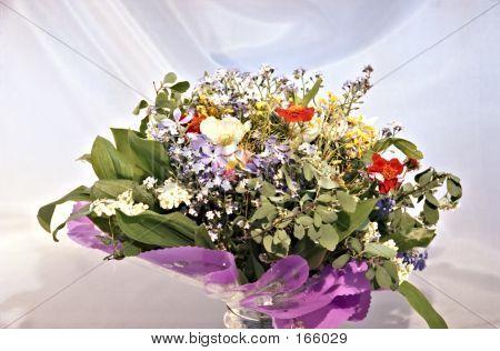 Bouquet Of Field Flowers