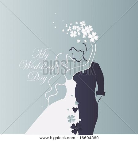 wedding graphic