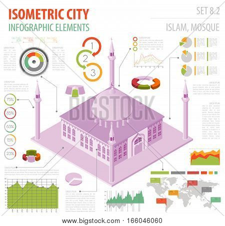 Isometric City Map Elements_41