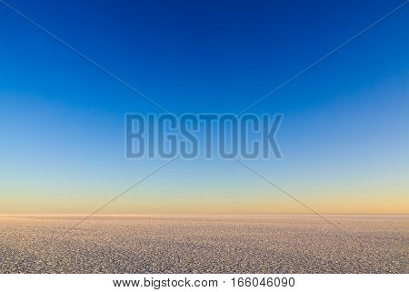 Background the sky and sea ice space