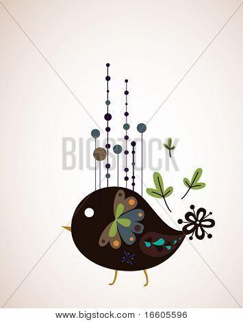 simple bird design