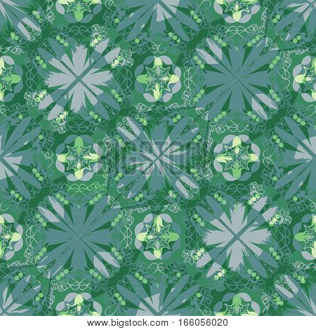 Modern green background with diagonal geometric strip patterns abstract design for drapery textile fabric weave gift wrapping paper