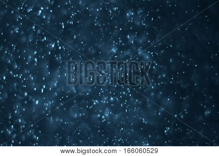 Dust Particles Background