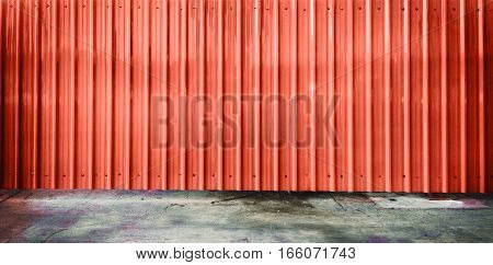 Rusted galvanized iron plate and background photo
